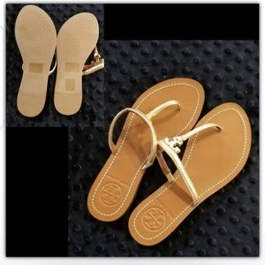 New Tory burch slippers